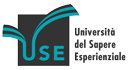 USE – Università Sapere Esperienziale Sticky Logo